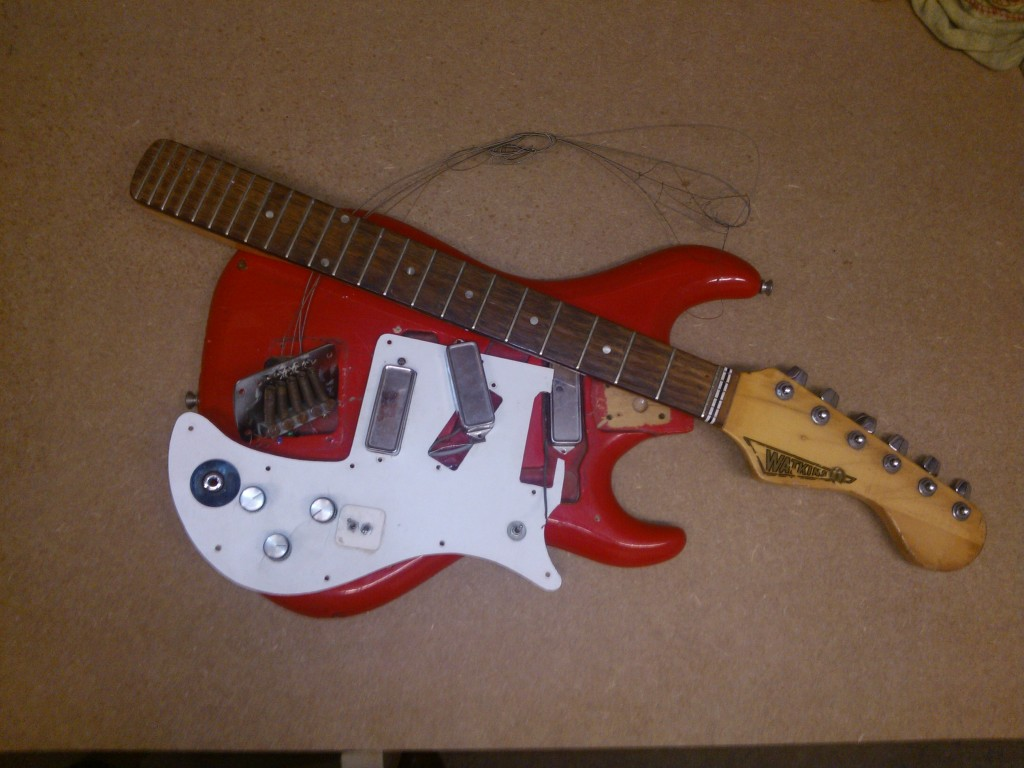 1960's Wains Rapier 33 Guitar George. 1960's Wains Rapier 33. Wiring. Watkins Wiring Diagrams At Scoala.co