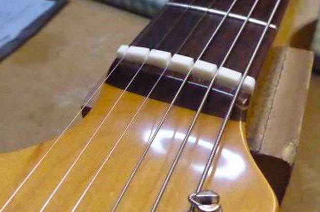 Fender Jazzmaster – Radioshop Pickups